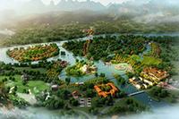 广西梦幻河谷度假区