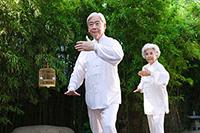 浙江丽水茶园养生养老项目