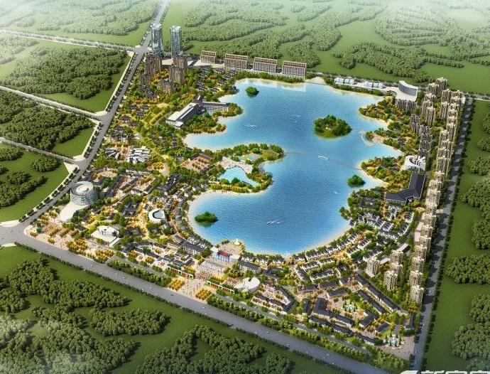 武宁县礼溪镇地图